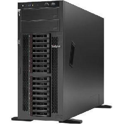 Hình ảnh Lenovo ThinkSystem ST550 SFF Silver 4116
