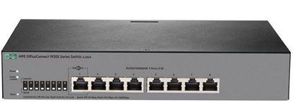 Hình ảnh HPE OfficeConnect 1920S 8G Switch (JL380A)