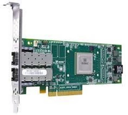 Picture of QLogic 16Gb Enhanced Gen5 FC Dual-port HBA (01CV760)