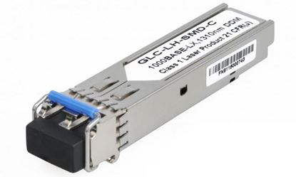 Picture of Module Cisco 1000BASE-LX/LH long-wavelength; with DOM (GLC-LH-SMD)