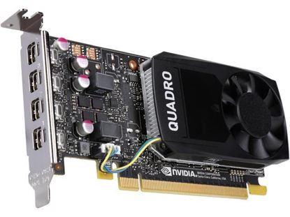 Hình ảnh NVIDIA Quadro P1000, 4GB, 4 mDP