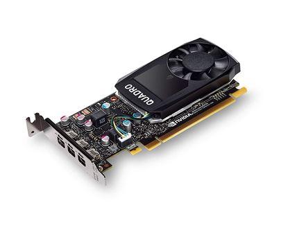 Picture of NVIDIA QUADRO P400 (2 GB GDDR5, 3 x Mini DisplayPort 1.4) Graphics