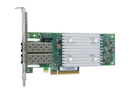 Picture of HPE StoreFabric SN1100Q 16Gb Dual Port Fibre Channel Host Bus Adapter (P9D94A)