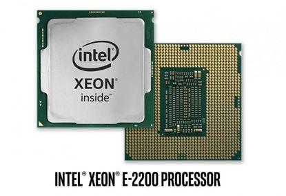 Picture of Intel Xeon E-2226G Processor 12M Cache, 3.40 GHz