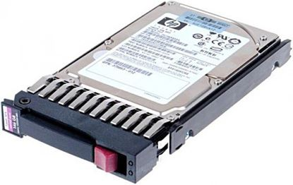 Picture of HPE 146GB 3G SAS 10K rpm SFF (2.5-inch) Dual Port Enterprise Hard Drive (418367-B21)