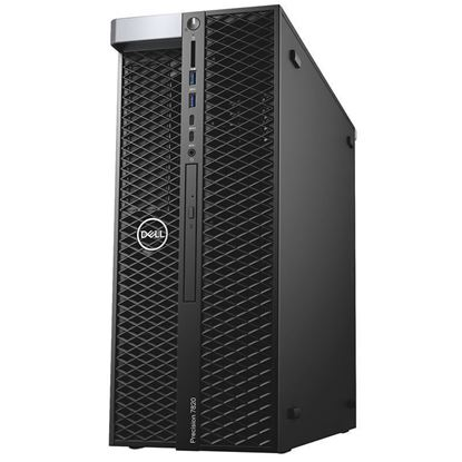 Picture of Dell Precision Tower 7820 Workstation Silver 4210R