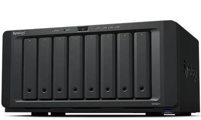 Picture of Synology DiskStation DS1821+