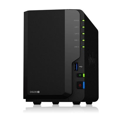 Picture of Synology DiskStation DS220+