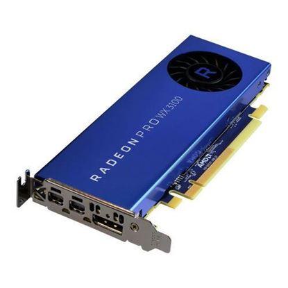 Hình ảnh Radeon Pro WX 3100, 4GB, DP, 2 mDP