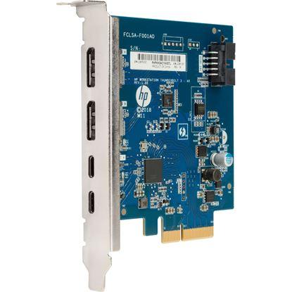Picture of HP Thunderbolt 3 PCIe 2-port I/O Card (3UU05AA)