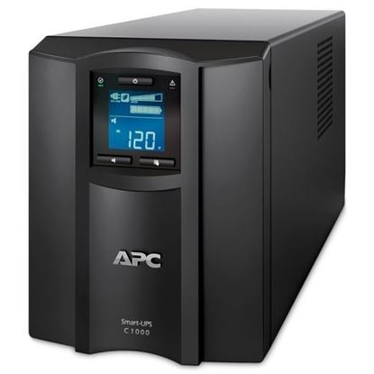 Hình ảnh APC Smart-UPS 1000VA, Tower, LCD 230V with SmartConnect Port (SMC1000IC)