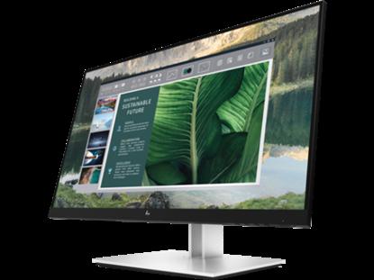 Hình ảnh HP E24u G4 24-inch FHD Monitor/ FHD/ IPS/ HDMI/ 2 DP (1 in - 1 out)/ USB Type-C (189T0AA)