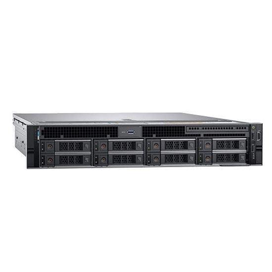 "Picture of Dell PowerEdge R740 3.5"" Silver 4210R"