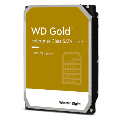 Hình ảnh WD Gold Enterprise 4TB Class SATA 6Gb/s 7200rpm 3.5in 128MB Cache Hard Drive (WD4003FRYZ)
