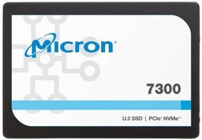 Hình ảnh Micron 7300 Pro 7.68TB 3D TLC NAND PCIe Gen3 x4 NVMe U.2 2.5-Inch Data Center SSD