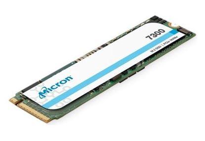 Hình ảnh Micron Enterprise 7300 Pro 480GB PCIe NVMe M.2 3D TLC SSD