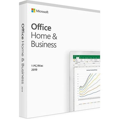 Picture of Microsoft Office Home and Business 2019 English APAC EM Medialess P6 (T5D-03302)