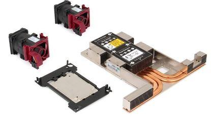 Hình ảnh Intel Xeon-Silver 4210R (2.4GHz/10-core/100W) Processor Kit for HPE ProLiant DL360 Gen10 (P15974-B21)