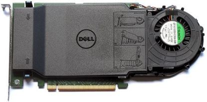 Picture of Dell Ultra-Speed Drive Quad PCIe SSD x16 card 4 M.2 Card
