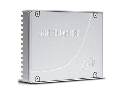 Picture of Intel SSD D5-P4320 Series 7.68TB, 2.5in PCIe 3.1 x4, 3D2, QLC ( SSDPE2NV076T801)