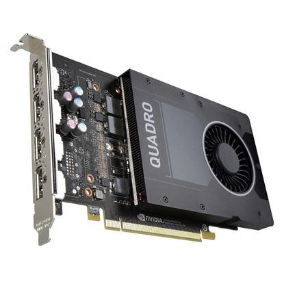 Hình ảnh NVIDIA Quadro P2200, 5GB, 4 DP