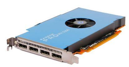 Picture of AMD Radeon WX 5100, 8GB, 4 DP