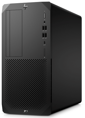 Picture of HP Z2 G5 Tower Workstation i3 10100