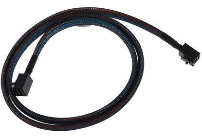 Hình ảnh Cable HD Mini-SAS SFF-8643 to SFF-8643 Internal HD Mini-SAS