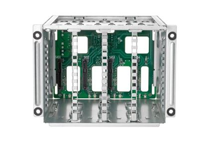 Hình ảnh HPE ML110 Gen10 4LFF Drive Backplane Cage Kit (869491-B21)